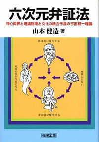 迷信を打破するには四方面から観る事が大事であるがその四方面とは「六次元弁証法」